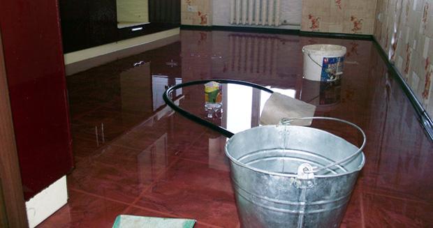 квартира по ипотеке затопили соседи