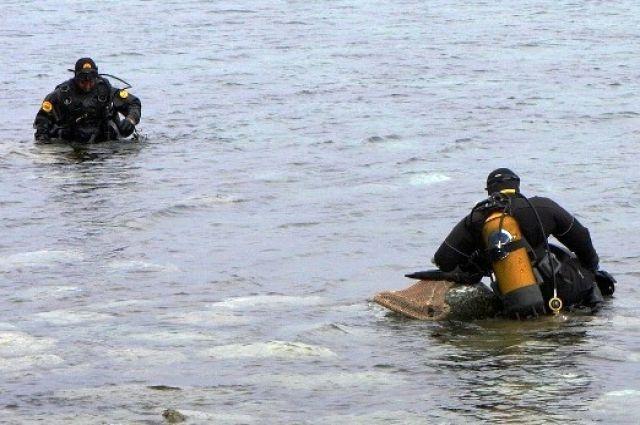 тело убитого рыбака