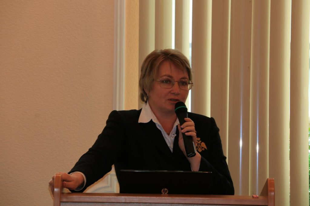 Светлана Николаевна Семенова