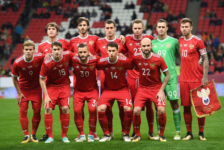 Как играть за сборную россии по футболу на чм 2018