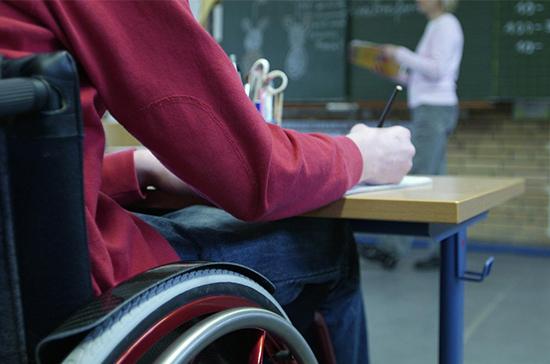 Принимать инвалидов в ссузы