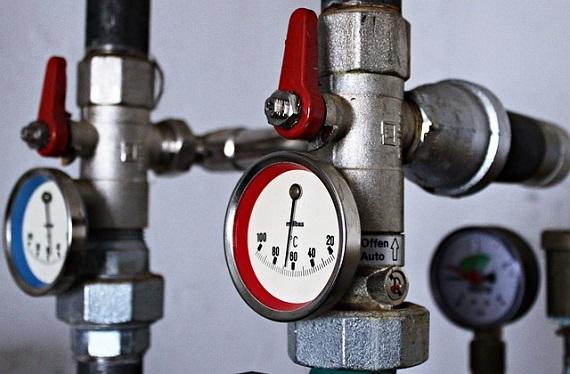 плата за отопление по факту