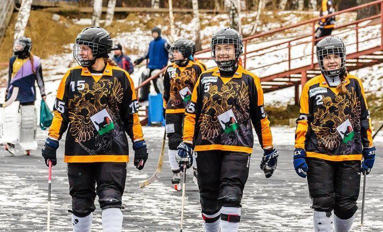 иркутская СШ Рекорд хоккей с мячом