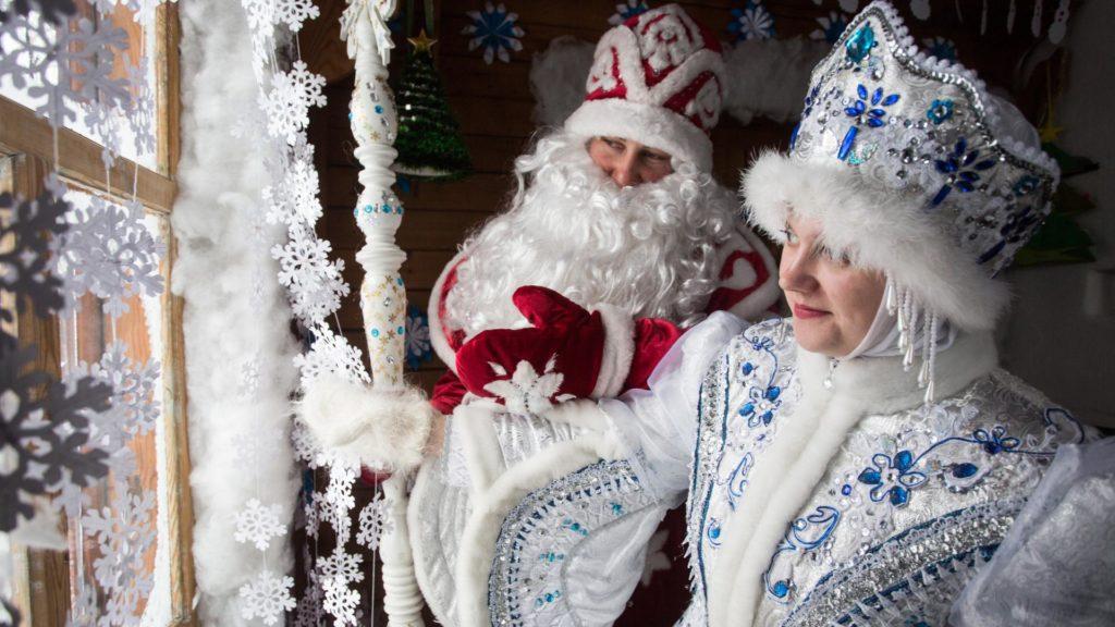 Истинно русский Новый год
