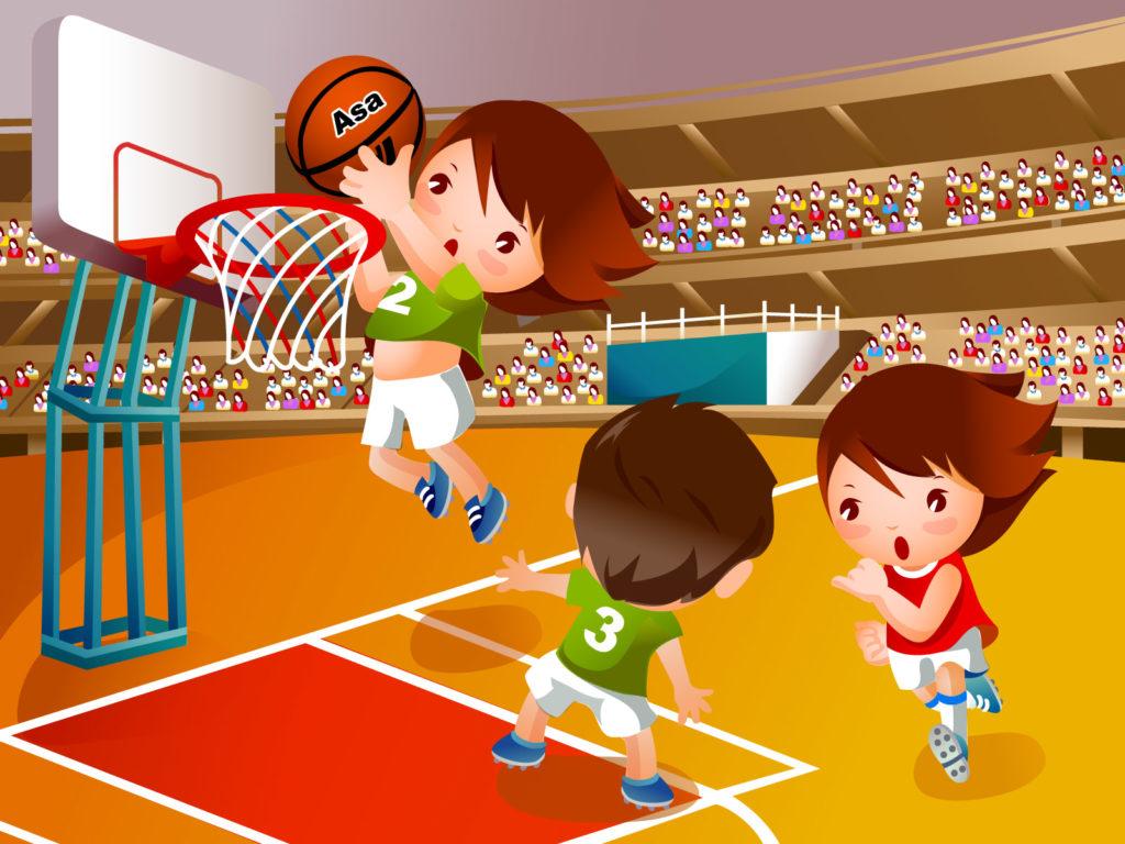 Баскетболистам нужен дом