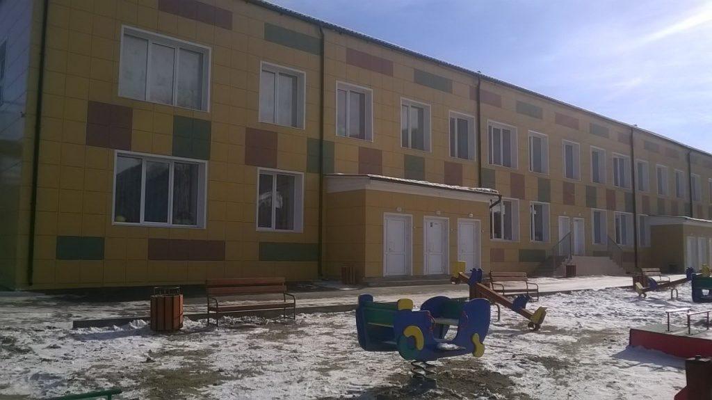 построены 11 детских садо