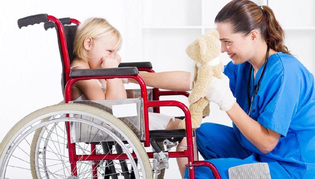 право детей-инвалидов