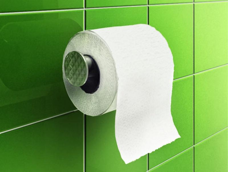 вместо туалетной бумаги