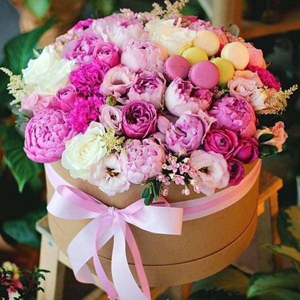 Выбираем вместе цветы