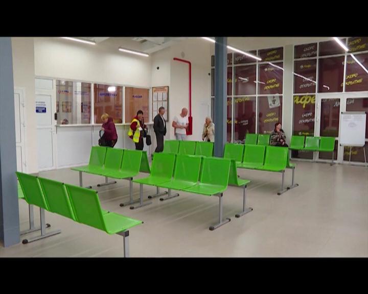 Новую автостанцию открыли в Ангарске