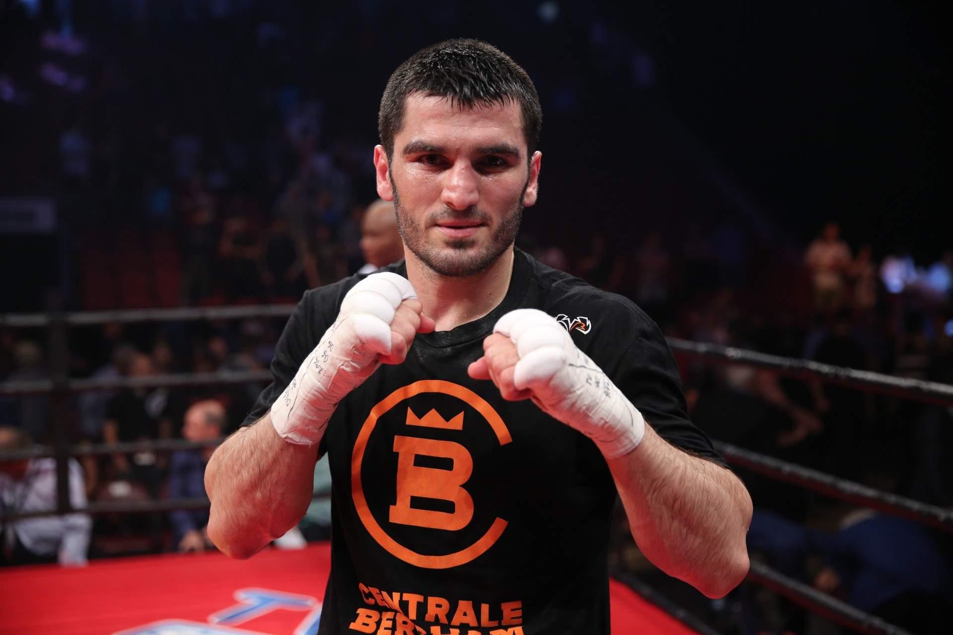 Артур Бетербиев бокс IBF
