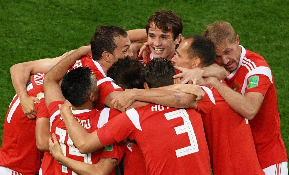 Сборная России по футболу чемпионат мира