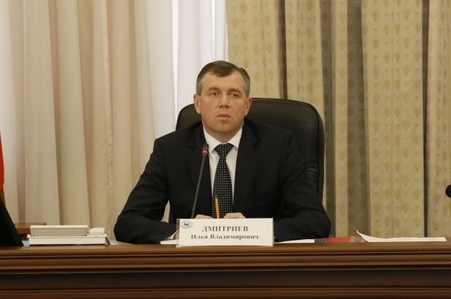 Илья Дмитриев о новом избиркоме