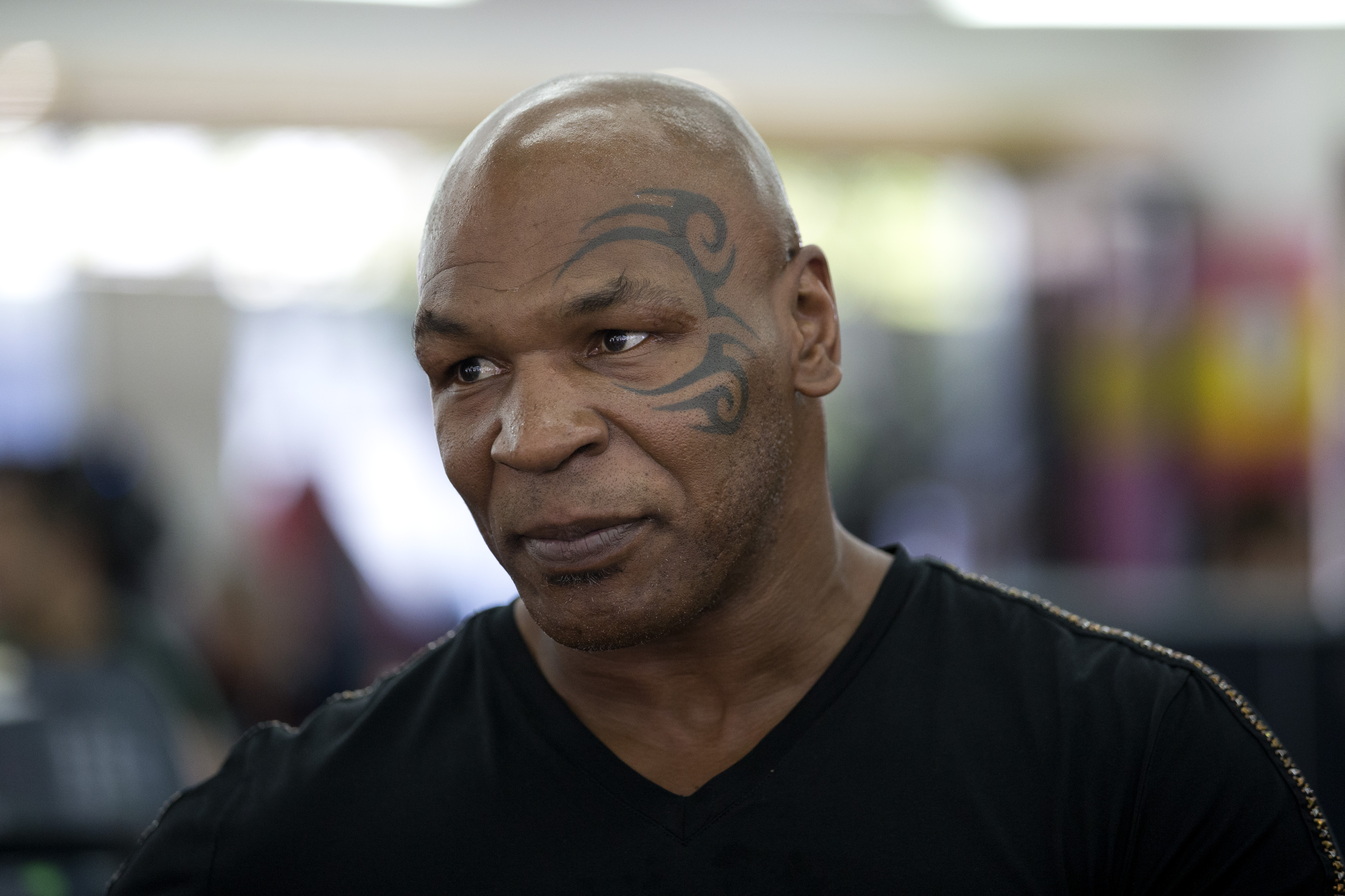 Майк Тайсон бокс скандал