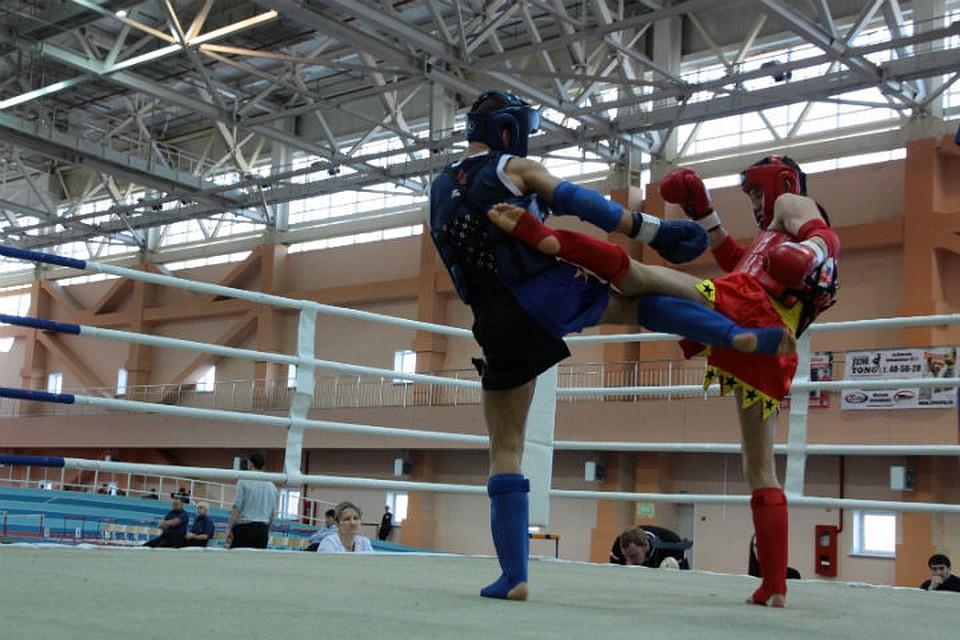 Тайский бокс Первенство Европы юниоры