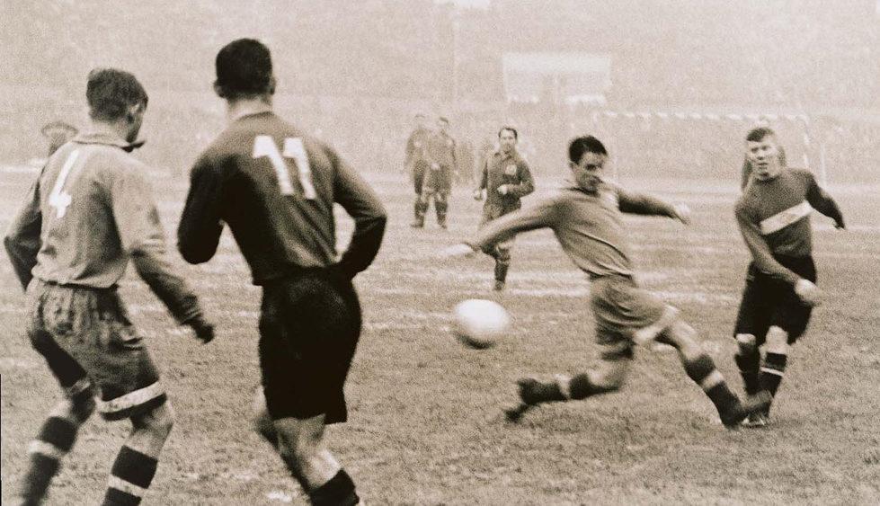 футбол Матч Смерти 1942 год