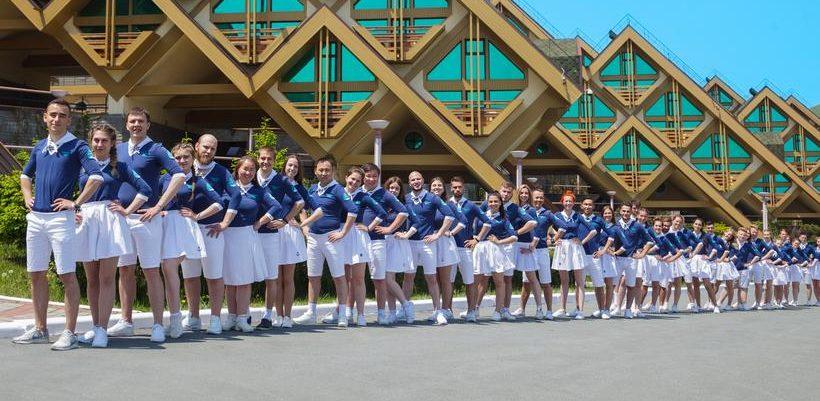 Всероссийский детский центр Океан