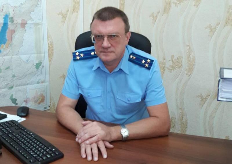 Владимир БУКИН, прокурор