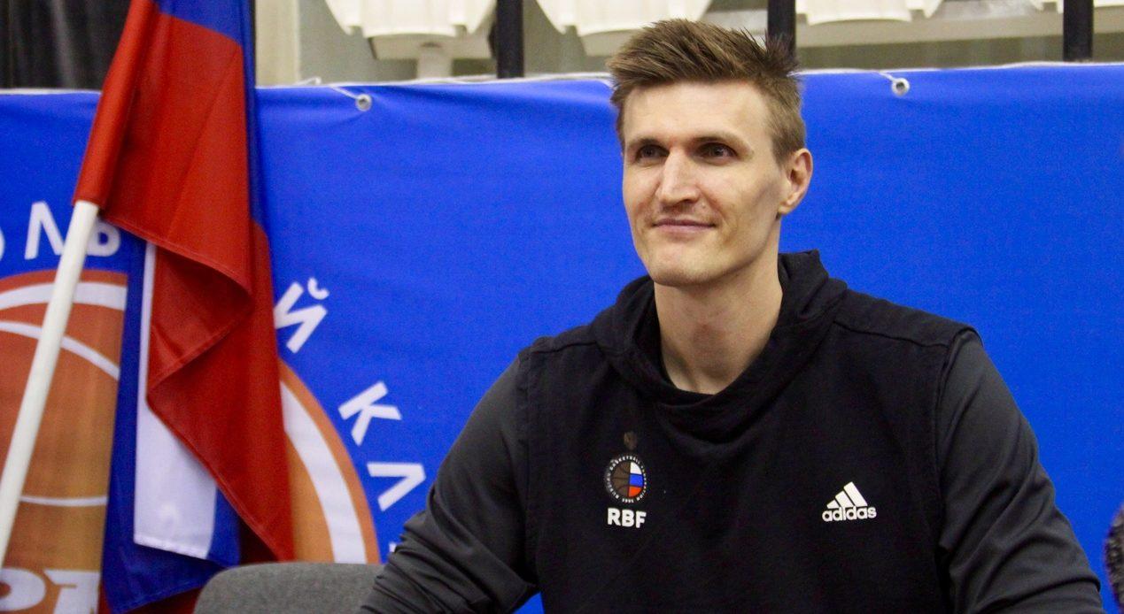 Баскетбол Иркутск Андрей Кириленко
