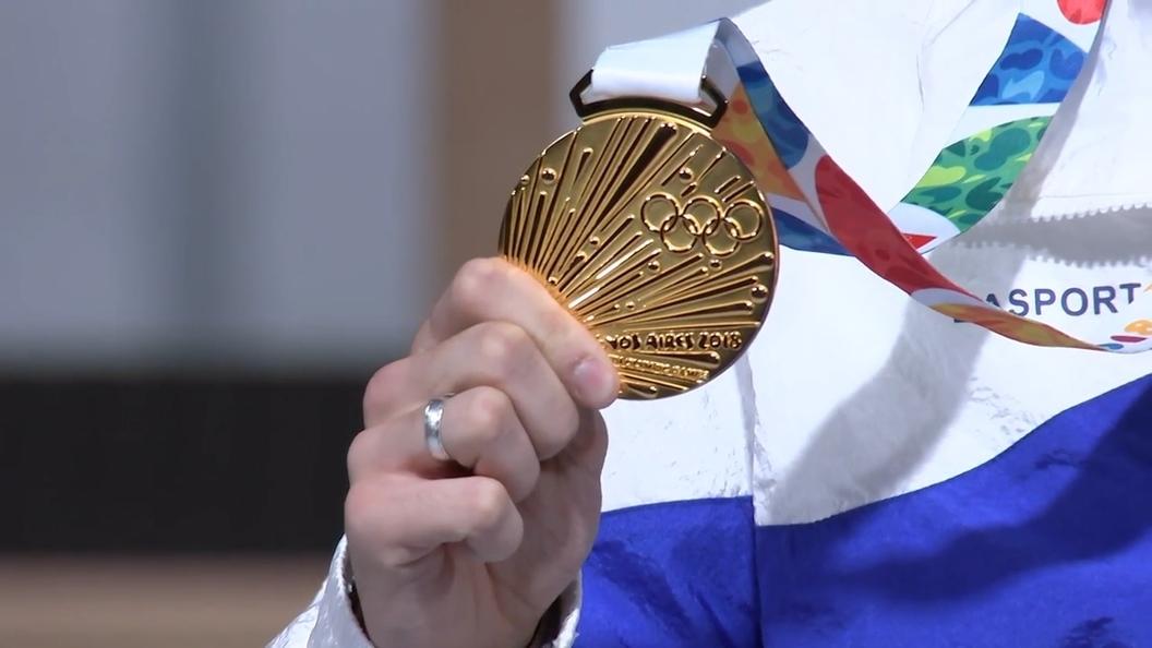 Олимпиада Юниоры