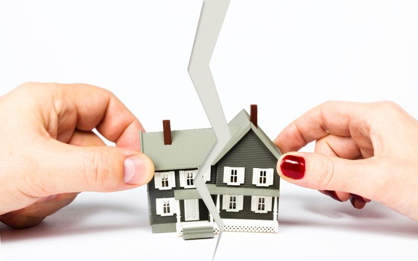 обмен квартиры при разводе