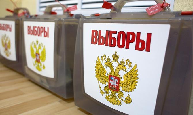 Выборы по пунктам