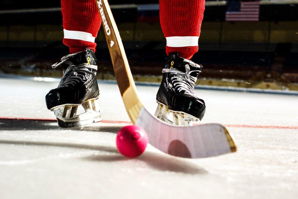 бенди, хоккей с мячом