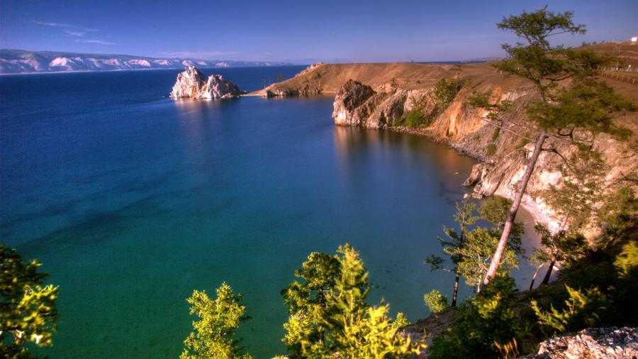 Рыбное место Байкал