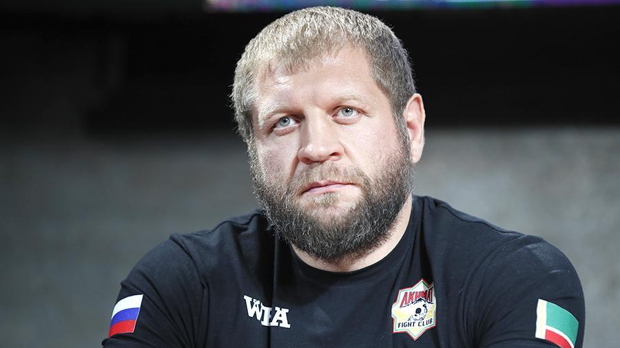 Александр Емельяненко ММА