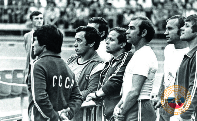 греко-римскя борьба СССР