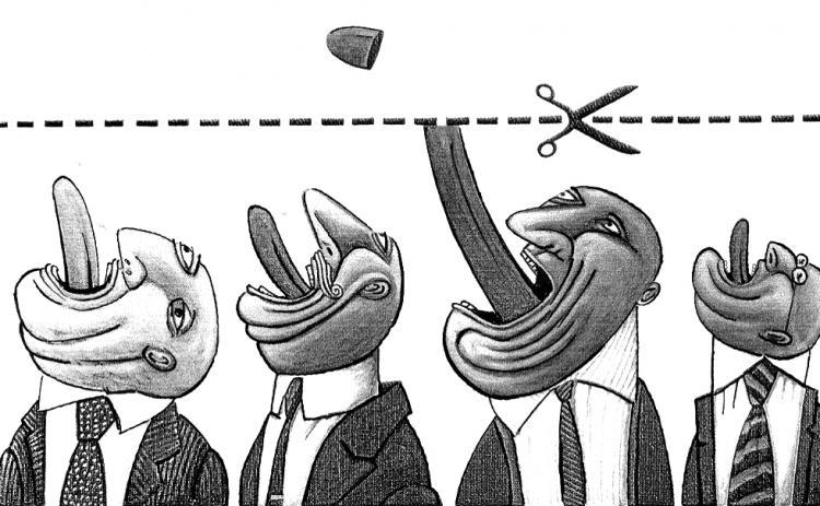 Чиновники и депутаты на словоблудие богаты