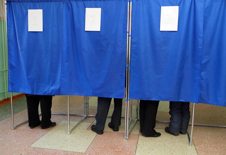 Первые выборы в Иркутской области