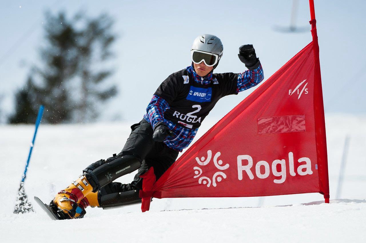 Дмитрий Логинов сноуборд