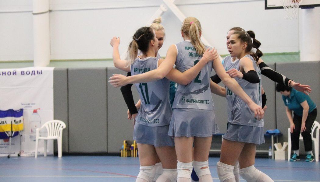 Команда Ангара Волейбол Женщины