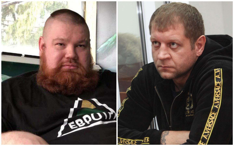 Смешанные единоборства Вячеслав Дацик  Александр Емельяненко