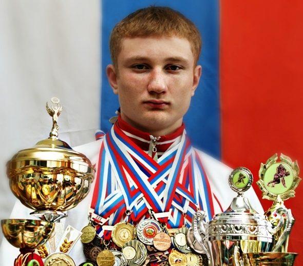 Максим Герасимович Греко-римская борьба Чемпионат России