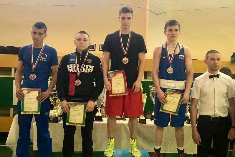 Призеры Международный турнир Бокс Олег Мошкирев