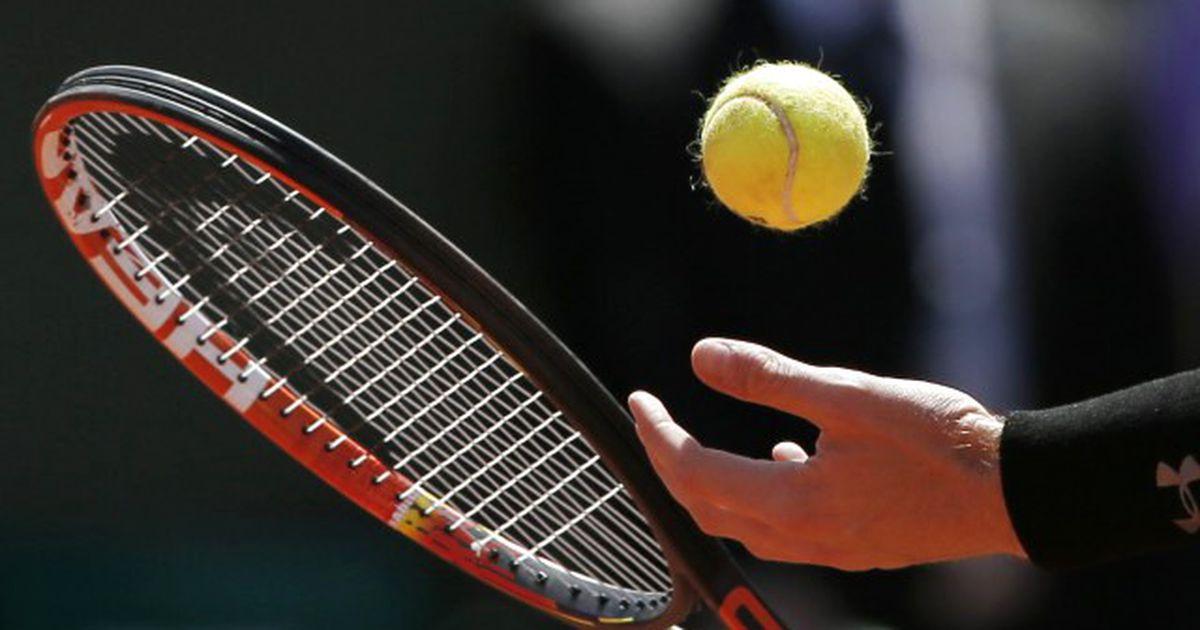 Теннис Ракетка Мяч