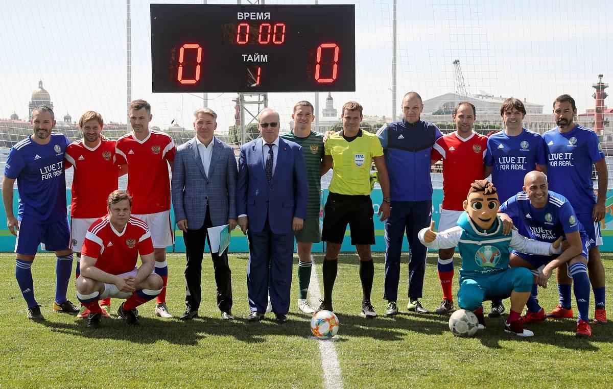 Сборная России Сборная УЕФА Футбол