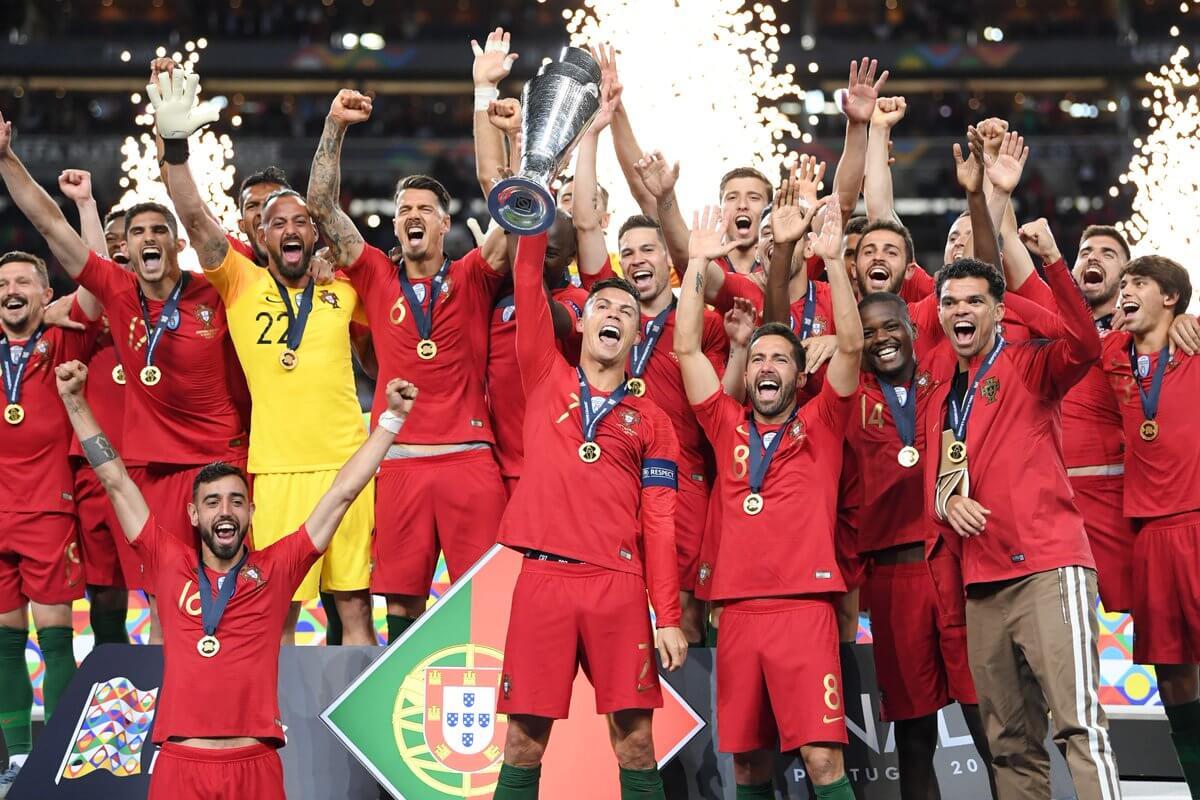 Сборная Португалии Футбол Лига наций
