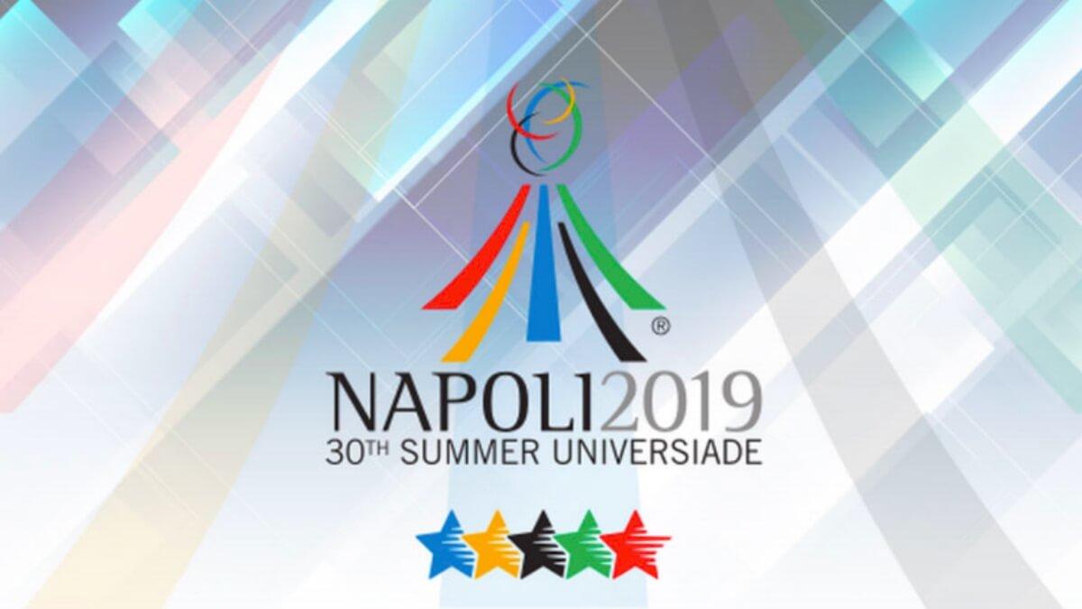 Летняя Универсиада 2019 Неаполь