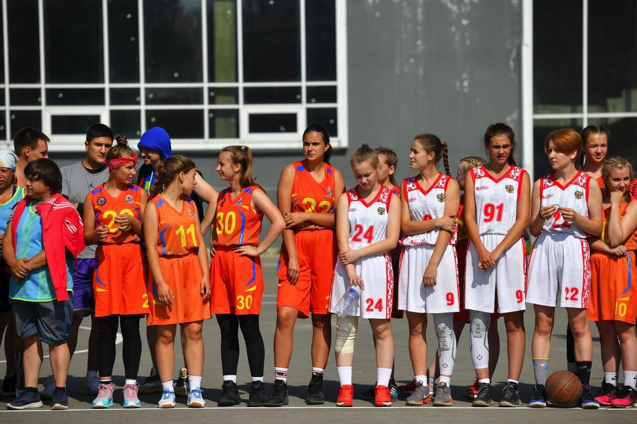 Всероссийские соревнования Оранжевый мяч Иркутск Участники