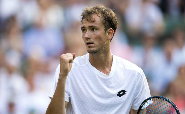 Даниил Медведев теннис
