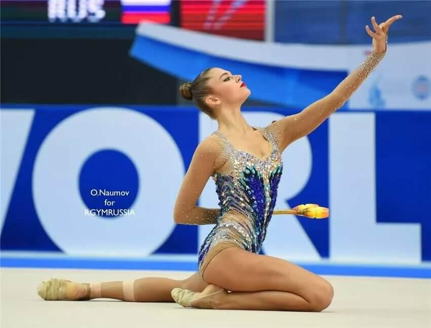 Александра Солдатова Художественная гимнастика