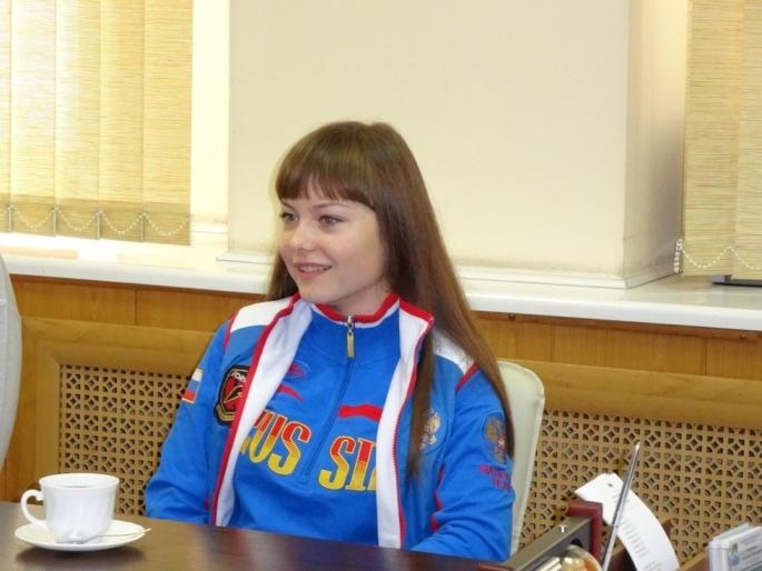 Анастасия Червякова пауэрлифтинг Иркутск