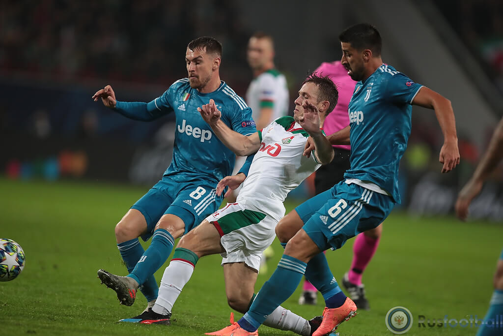 Футбол Локомотив Ювентус Лига чемпионов