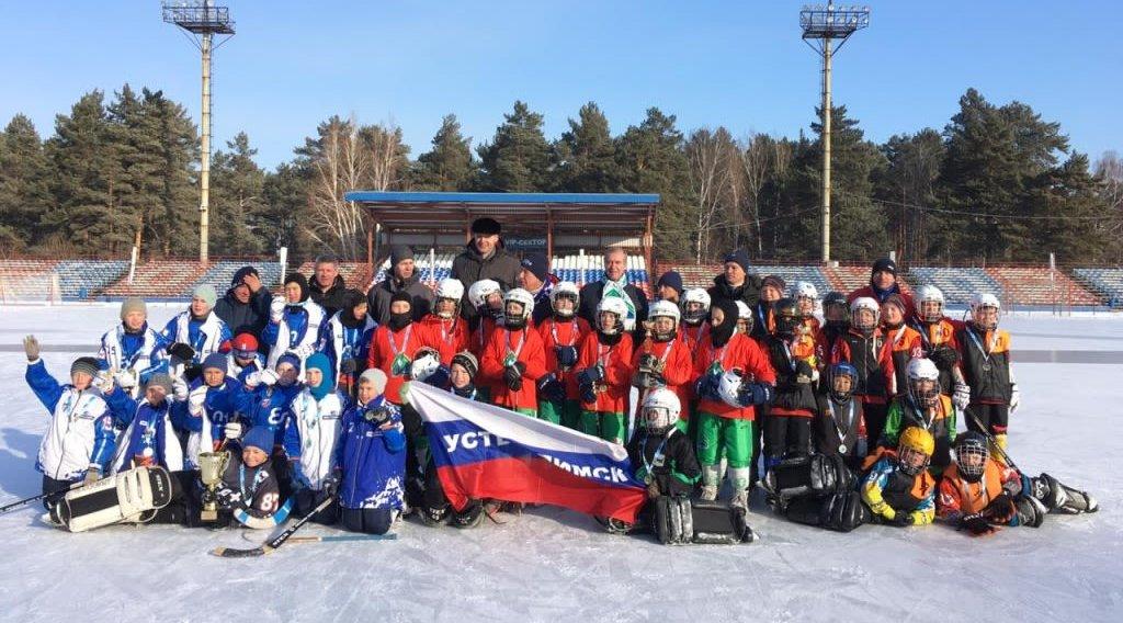 Кубок Хоккей с мячом Иркутск Александр Шишкин