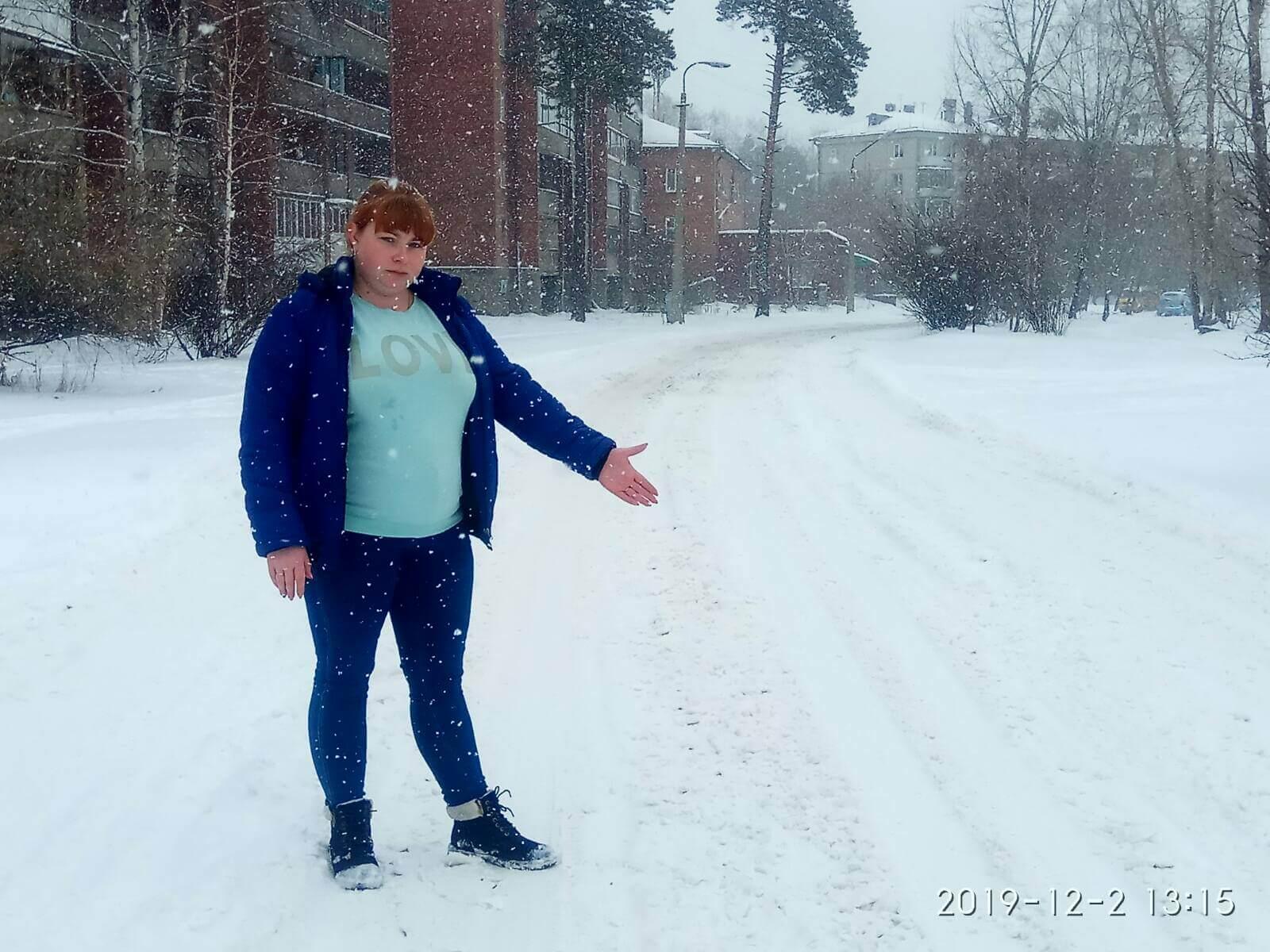 Пришла зима- отворяй ворота!