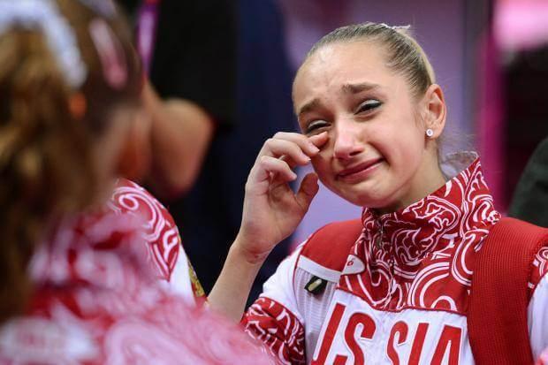 Сборная России Спорт ВАДА