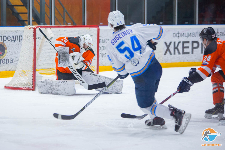 Хоккей ВХЛ Ермак Номад